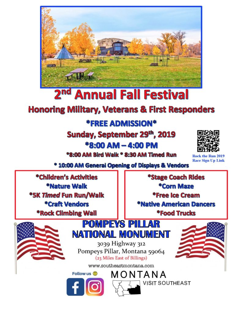2nd Annual Fall Festival Open to the Public, FREE ADMISSION, all day event.